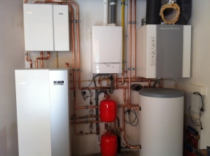 Aardwarmte-installatie project Leleystad